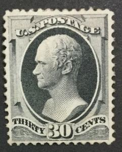 MOMEN: US #190 MINT OG NH #28212
