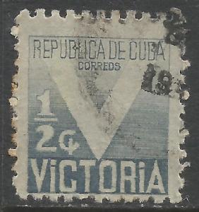 CUBA RA6 VFU S743-8