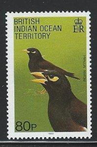 British Indian Ocean Territory mnh sc 104