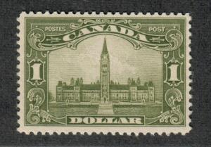 Canada Sc#159, M/LH/VF, Cv. $300