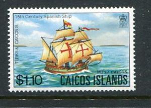 Caicos Is #19 Mint
