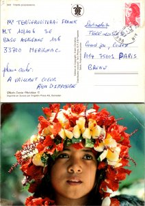 France, French Polynesia, Picture Postcards