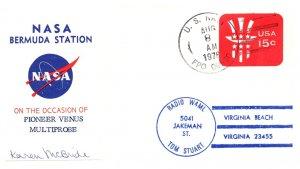 United States, Fleet P.O., Space, Bermuda