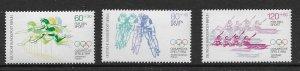 Berlin 9NB 213-15  1984  set  4  VF NH