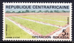Central African Republic - Scott #163 - MH - SCV $1.25