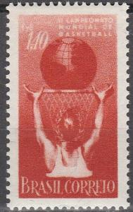 Brazil #813 F-VF Unused