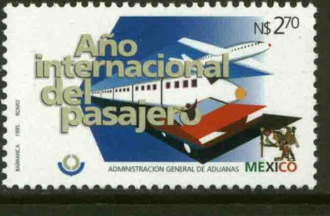 MEXICO 1935, International Year of Travel. MNH (69)