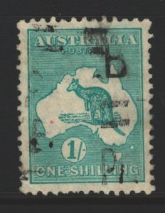 Australia Sc#98 Used