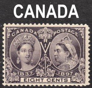 Canada Scott 56  F+  mint OG H.