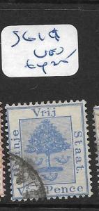 ORANGE FREE STATE  (P3105B)  TREE  4D   SG 19    VFU
