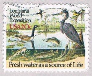 United States Water Fowl 30c (AP118305)