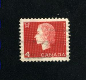 Canada  404 used VF PD 1962-63