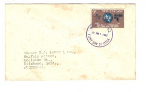 New Zealand Sc#370 First Day Cover