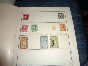 FRENCH COLONY COLLECTION IN ALBUM, BOTH MINT AN USED