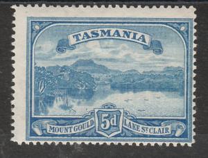 TASMANIA 1899 MOUNT GOULD 5D MNH **