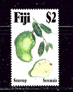 Fiji 701 MNH 1993 Tropical Fruit