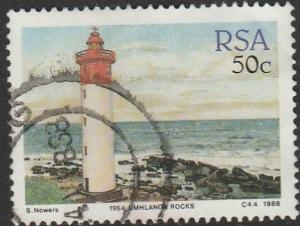 South Africa, #717 Used from 1988