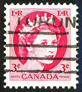 Canada #339 Used