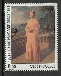 1991 Monaco 2027 Artist / Reza Samini 4,20 €