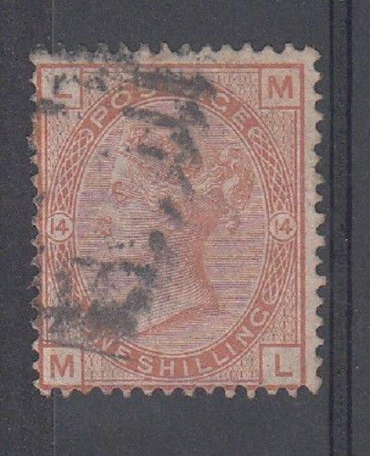Great Britain Scott 87 Used (Catalog Value $150.00)