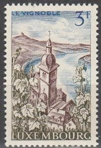 Luxembourg #458  MNH  (S6929)