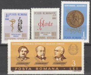 Romania #1875-8  MNH F-VF  (V696)