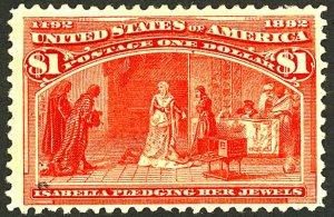 U.S. #241 USED