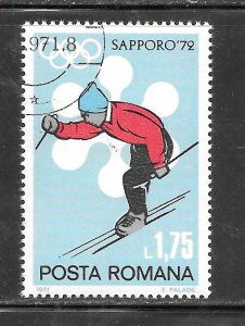 Romania #2298 Used Single