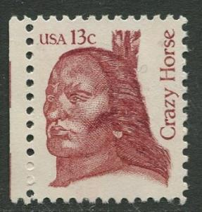 USA - Scott 1855 - Great Americans -1980- MNG - Single 13c Stamp