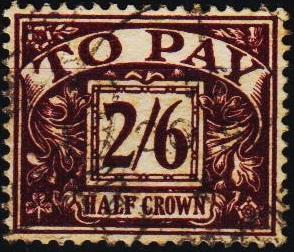 Great Britain. 1937 2s6d  S.G.D34 Fine Used
