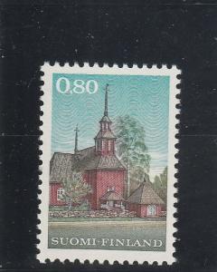 Finland  Scott#  467  MNH  (1970 Church)