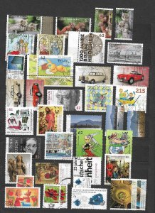 Germany 2015 several issues used