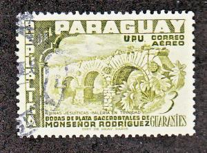 Paraguay Scott #C226 Used