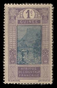 French Guinea 63 Mint (NH)