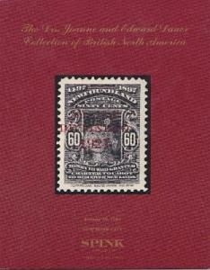 Spink: The Edward Dauer Collection of British North America Auction Catalogue