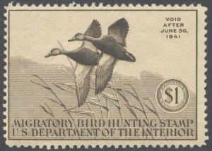 US Scott #RW7 Mint, F, NH