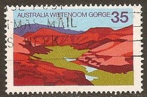 Australia 1976 Scott # 643 used. Free Shipping for All Additional Items.