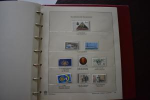 GERMANY COLLECTION 1987 YEAR SET  MNH