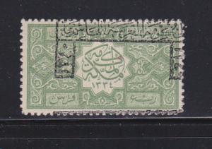 Saudi Arabia Hejaz L26 MHR