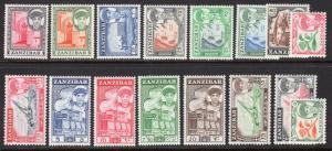 ZANZIBAR SCOTT 264-279