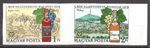 Hungary 2166-7 imp (M)