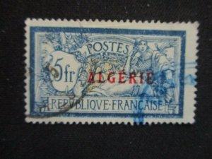 Algeria #32 Used WDWPhilatelic (H6L8)