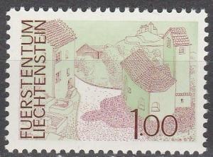 Liechtenstein #523 MNH