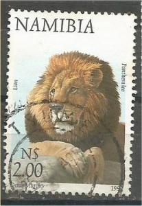 NAMIBIA, 1997, used $2.00 Fauna and Flora, Scott 867
