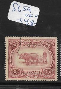 MALAYA KEDAH   (PP2405B)  COW  35C   SG 59   VFU