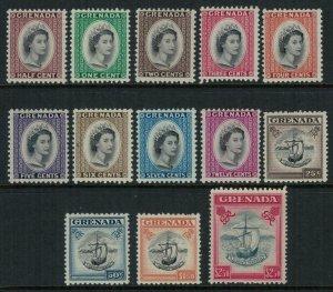 Grenada #171-83* CV $51.25