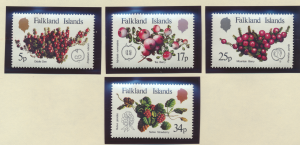 Falkland Islands Stamps Scott #379 To 382, Mint Never Hinged - Free U.S. Ship...