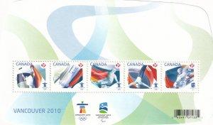 Canada #2299f  MNH CV $17.50 (Z2582L)
