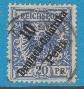 GERMAN EAST AFRICA 9 USED  NO FAULTS EXTRA FINE !
