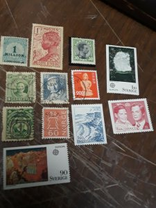 World Stamps Mint & Used 1922 To 2000